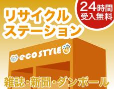リサイクルステーション|永井産業