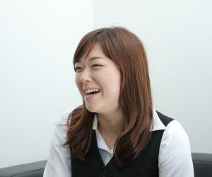 事務スタッフ 三浦 あゆみ