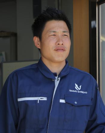 サービスドライバー 平岩 健志