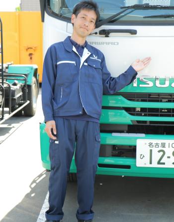 サービスドライバー 横山 健一
