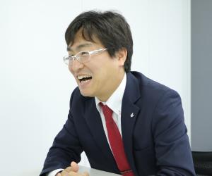 コンサルティング営業 松尾教人