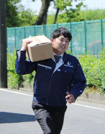 コンサルティング営業 西山成樹